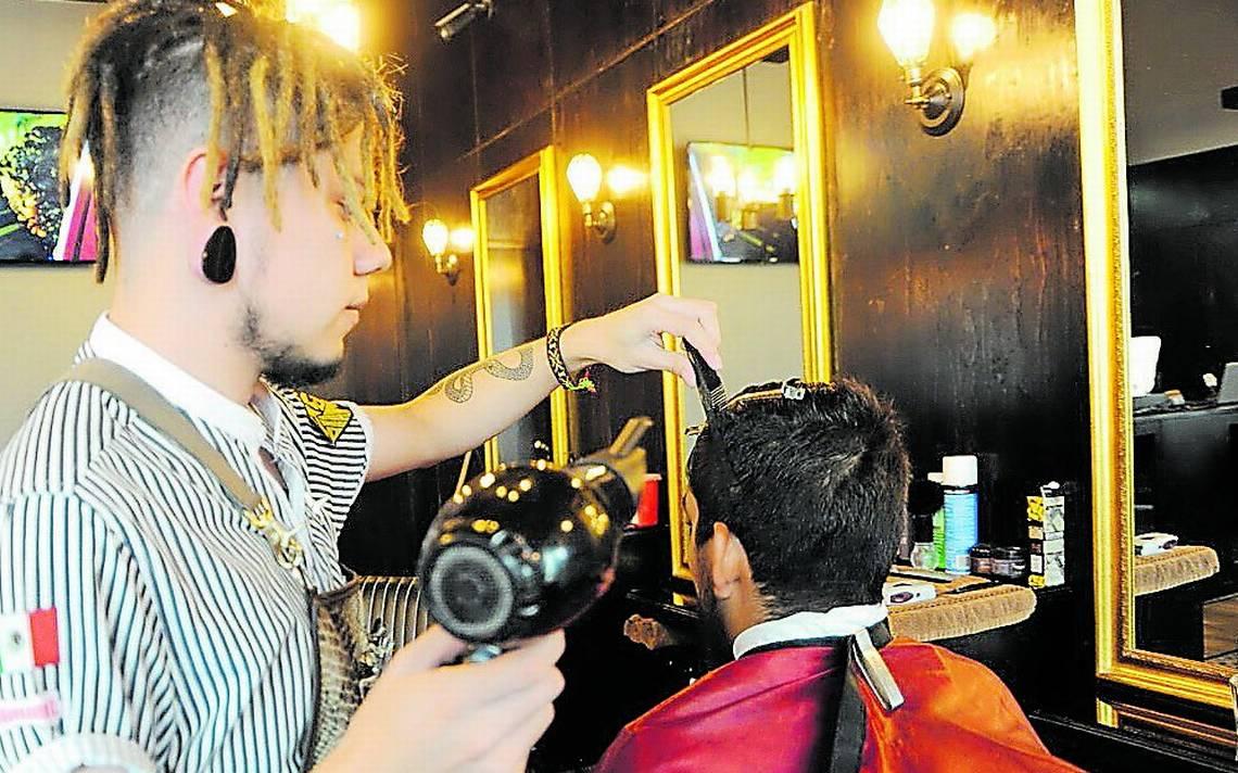 Barberías: la peluquería para cuidar la belleza del hombre - El Sol de León