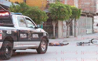 ea60459365 Matan a ciclista en Lomas de Medina - Noticias Vespertinas